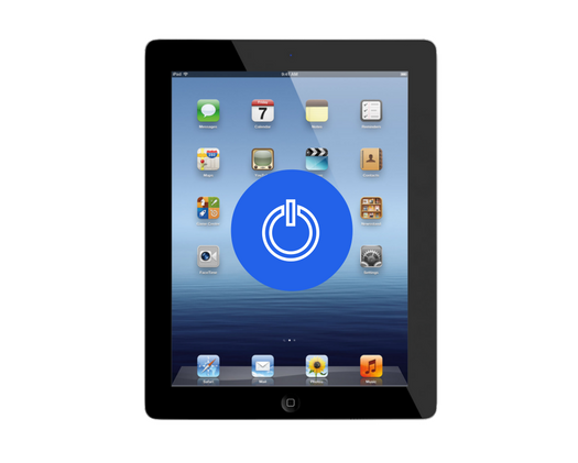 iPad 3 Power Button Repair
