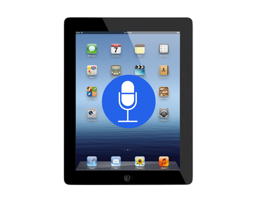 iPad 3 Microphone Replacement