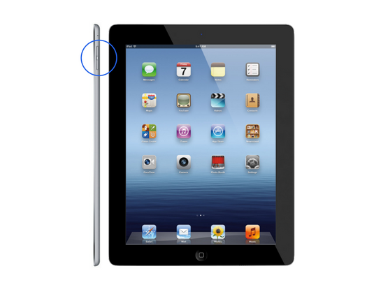 iPad 3 Volume Button Repair