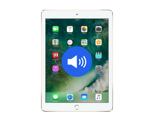 "iPad Pro 9.7"" Loud Speaker Replacement"