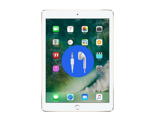 "iPad Pro 9.7"" Earphone Audio Jack Replacement"