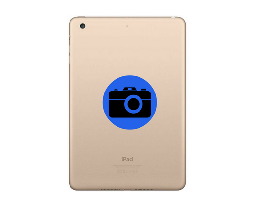 "iPad Pro 9.7"" Rear Back Camera Replacement"