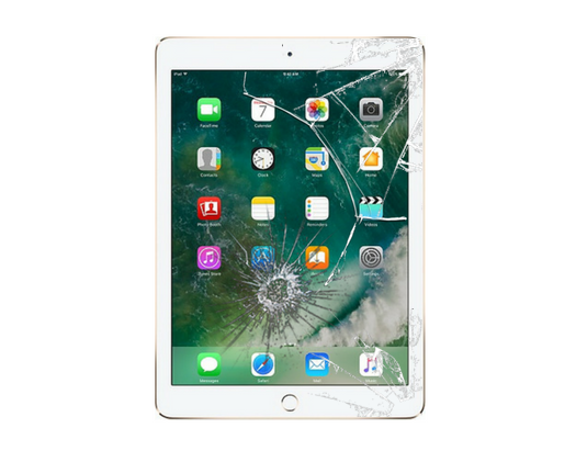 "iPad Pro 9.7"" Cracked Glass Screen Replacement"