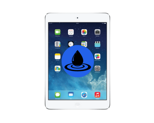 iPad Mini Water Damage Diagnostic