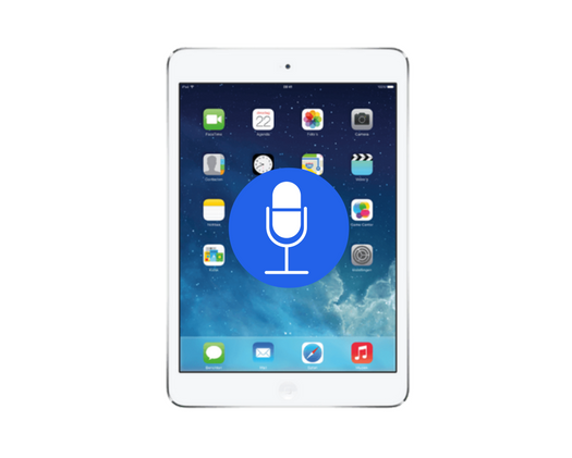 iPad Mini Microphone Replacement