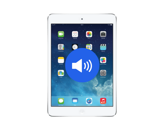 iPad Mini Loud Speaker Replacement