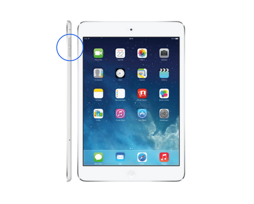 iPad Mini Volume Button Repair
