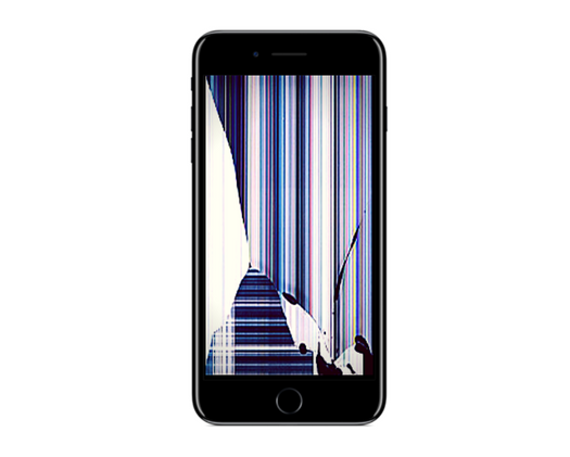 iPhone 8 Cracked LCD Screen Replacement