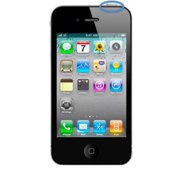 iPhone 4 Lock Button Repair