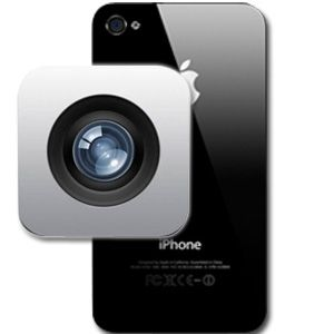 iPhone 4S Rear Back Camera Repair