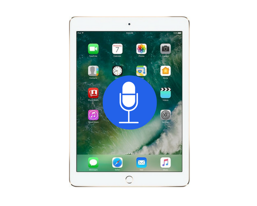 "iPad Pro 9.7"" Microphone Replacement"