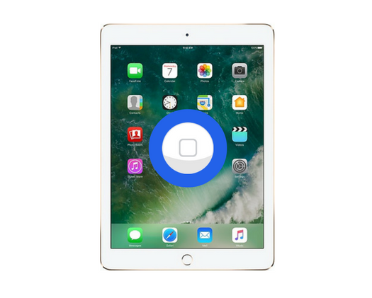"iPad Pro 12.9"" 1st Gen Home Button Replacement"