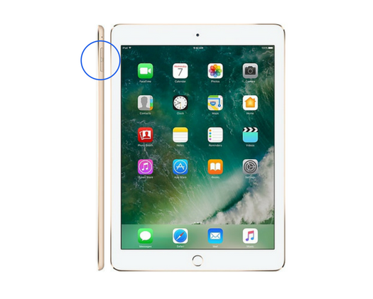"iPad Pro 9.7"" Volume Button Repair"
