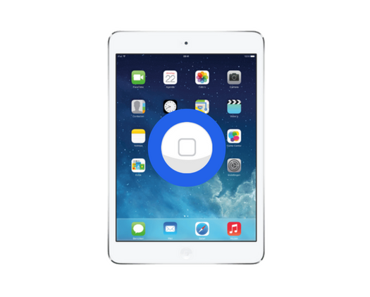 iPad Mini Home Button Replacement
