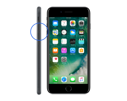 iPhone 7 Volume Button Repair