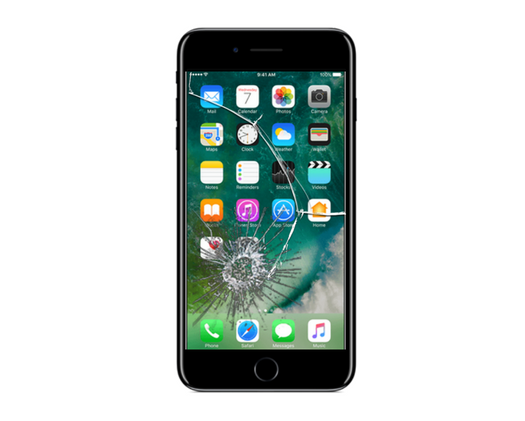 iPhone 8 Cracked Glass Screen Replacement