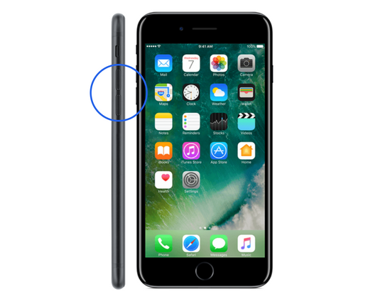 iPhone 8 Plus Volume Button Repair
