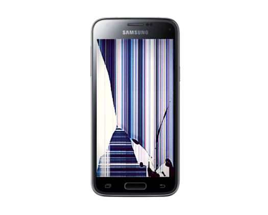 Galaxy S5 Cracked LCD Screen Replacement