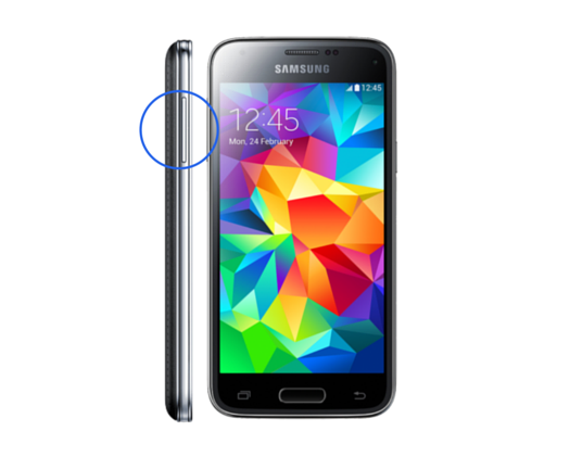 Galaxy S5 Volume Button Repair