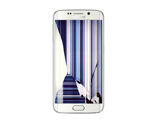 Galaxy S6 Edge Plus Cracked LCD Screen Replacement