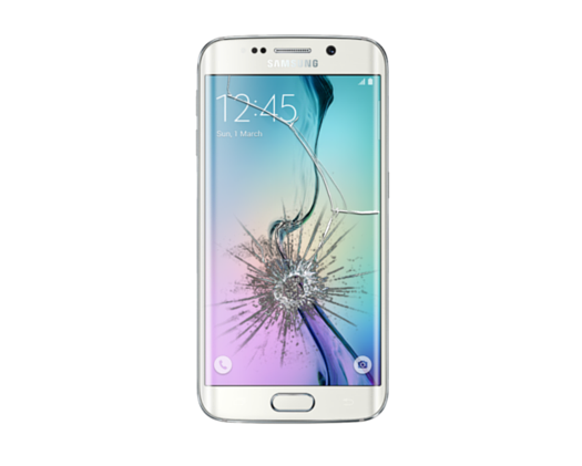 Galaxy S6 Edge Plus Cracked Glass Screen Replacement