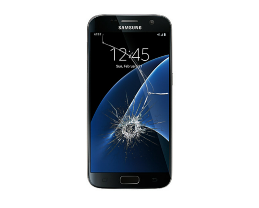 Galaxy S7 Cracked Glass Screen Replacement