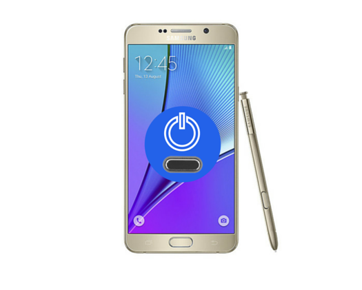 Galaxy Note 5 Power Button Repair