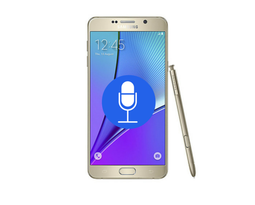 Galaxy Note 5 Microphone Replacement