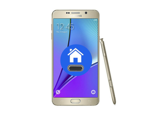 Galaxy Note 5 Home Button Replacement