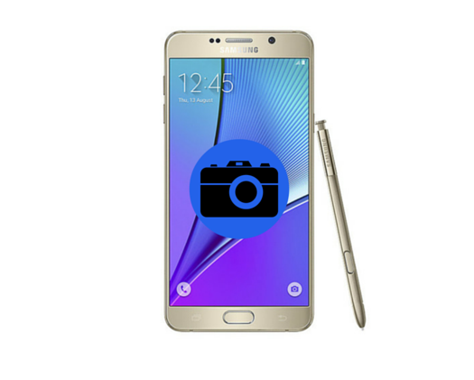 Galaxy Note 5 Front Camera Replacement