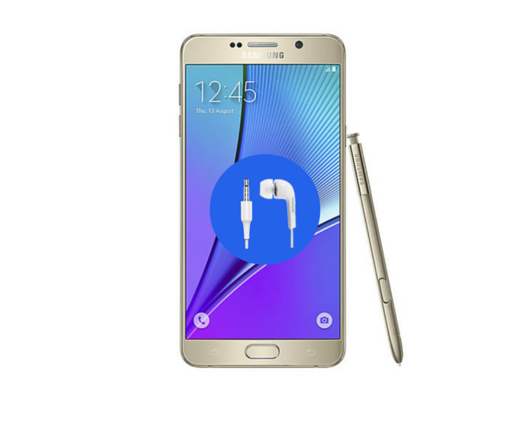 Galaxy Note 5 Earphone Audio Jack Replacement