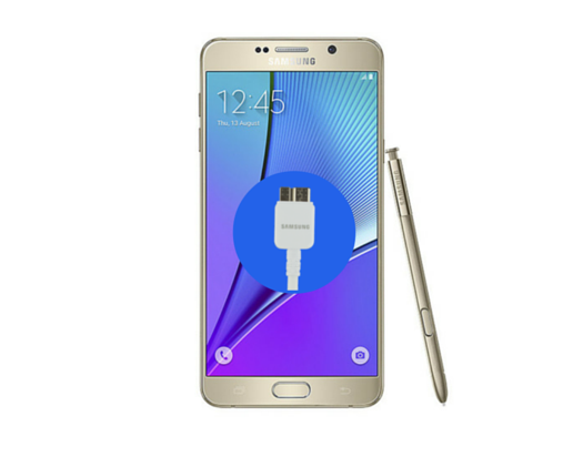 Galaxy Note 5 Charging Port Replacement
