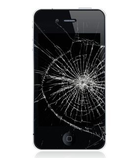 iPhone 4 GSM Glass and LCD Repair