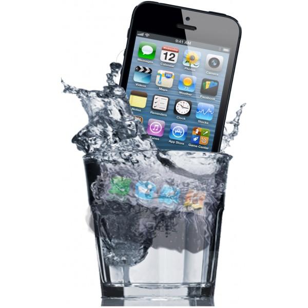 iPhone 4 Water Damage Diagnostics