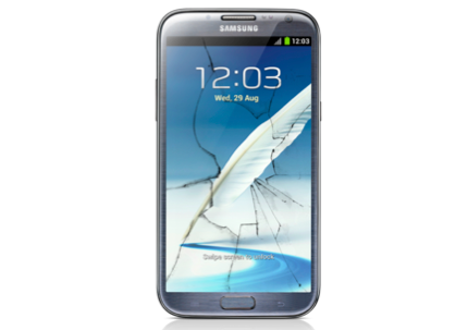 Samsung Galaxy Note 2 Glass Replacement
