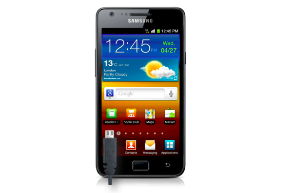 Samsung Galaxy S2 Charging Port Replacement