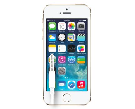 iPhone 5S Earphone Audio Jack Replacement