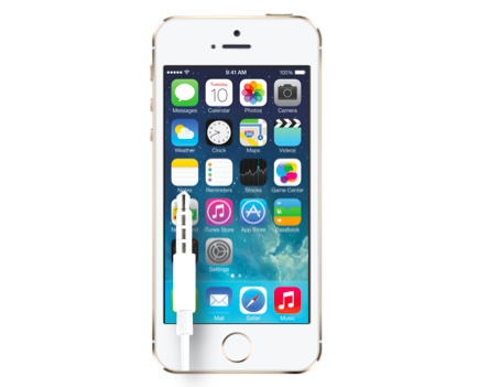 iPhone 5S Earphone Audio Jack Replacement