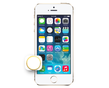 iPhone 5S Home Button Replacement