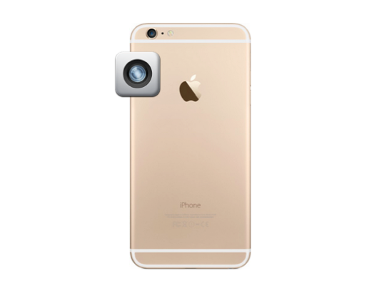iPhone 6S Rear Camera Cracked Lens Replacement