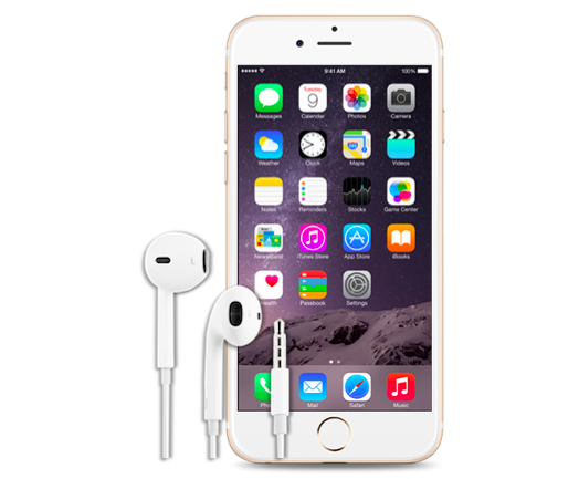 iPhone 6S Plus Earphone Audio Jack Replacement