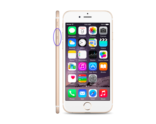 iPhone 6S Volume Button Repair